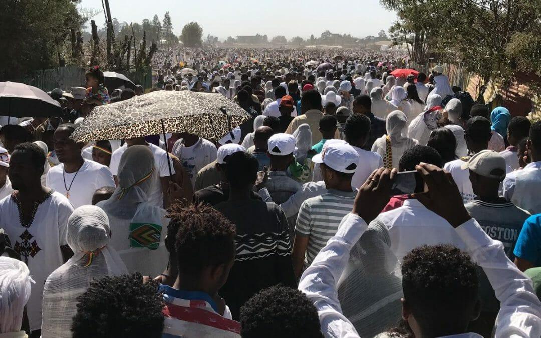 Terveiset Etiopiasta!
