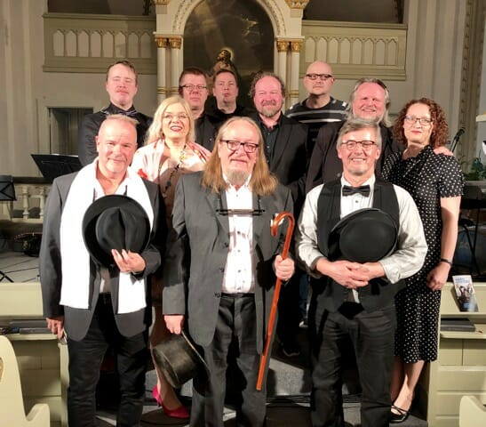 Gospel Gentlemen -kiertue päättyi!